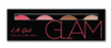 L.A. Girl Blush Collection Glam GBL574 22g