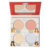 theBalm The Lou-Manizer'sQuad Highlighter Palette 10g