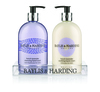Baylis & Harding French Lavender Hand Wash 500ml And Hand & Body Lotion 500ml