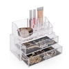 Cosmetic Organizer With 2 Drawers