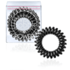 Invisibobble 3 Extra Strong Hair Rings True Black