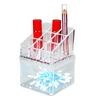Cosmetic Organizer 9 Pcs Lipstick + Square Holder