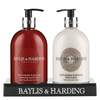 Baylis & Harding Black Pepper & Ginseng Hand Wash And Hand & Body Lotion 2x500ml