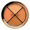 Milani Conceal + Perfect All-In-One Concealer Kit Medium To Dark 7,2g