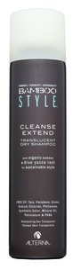Alterna Bamboo Style Cleanse Extend Translucent Dry Shampoo 135ml (ALT0045)