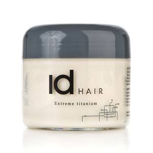 Id Hair - Extreme Titanium Wax 100ml  (Idh0002)