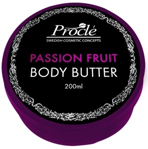 Proclé Body Butter 200ml - Passion Fruit  (PRO0014)
