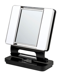Ottlite Natural Daylight Makeup Mirror Black (OTT0003)