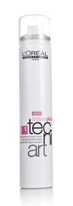 L'Oréal Professionnel Tecni.art Crystal Gloss Force 1 Spray 100ml  (LOR0053)