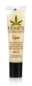 Hempz Ultra Moisturizing Herbal Lip Balm SPF 15 14g (HEM0018)