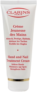 Clarins Hand & Nail Treatment Cream - Minimizes Age Spots 100ml  (CLA0015)