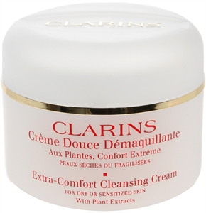 Clarins Créme Douce - Extra Comfort Cleansing Cream 200ml  (CLA0046)