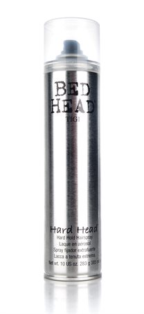 Tigi Bedhead Hard Head - Hard Hold Hairspray 385ml