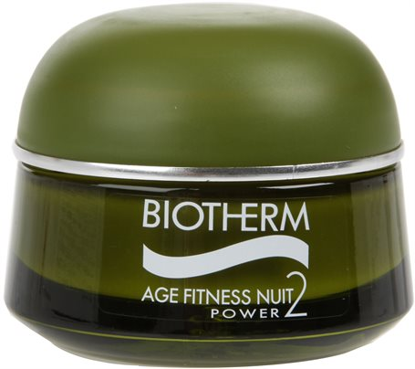 Biotherm Age Fitness Power 2 - Renewing Night Cream For Normal Skin 50ml