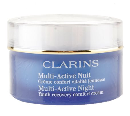 Clarins - Multi Active Night Cream Youth Recovery Comfort Cream Normal To Kombinasjonshud 50ml