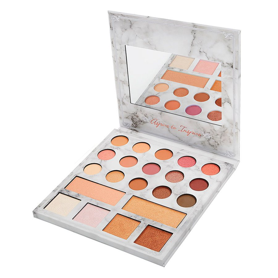 bh Cosmetics Carli Bybel 21 Color Eyeshadow & Highlighter Palette