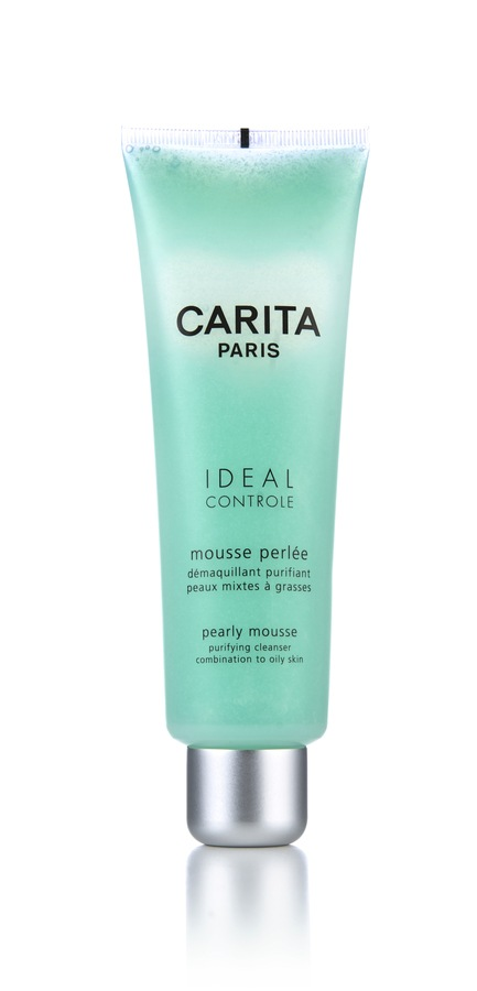 Carita Ideal Controle Pearly Mousse 125ml