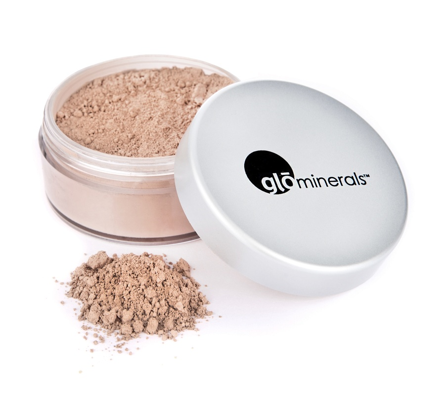 glóMinerals gloLoose Base Powder Foundation Honey Light 10,5g