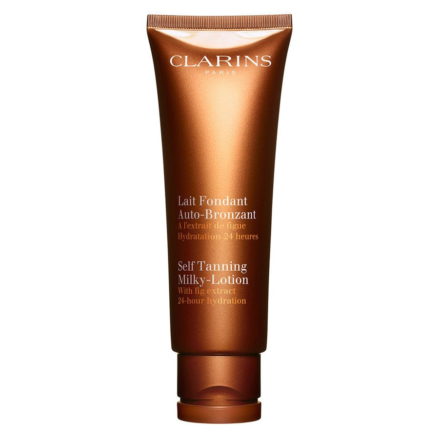 Clarins Self Tanning Milky-Lotion Face and Body 125ml