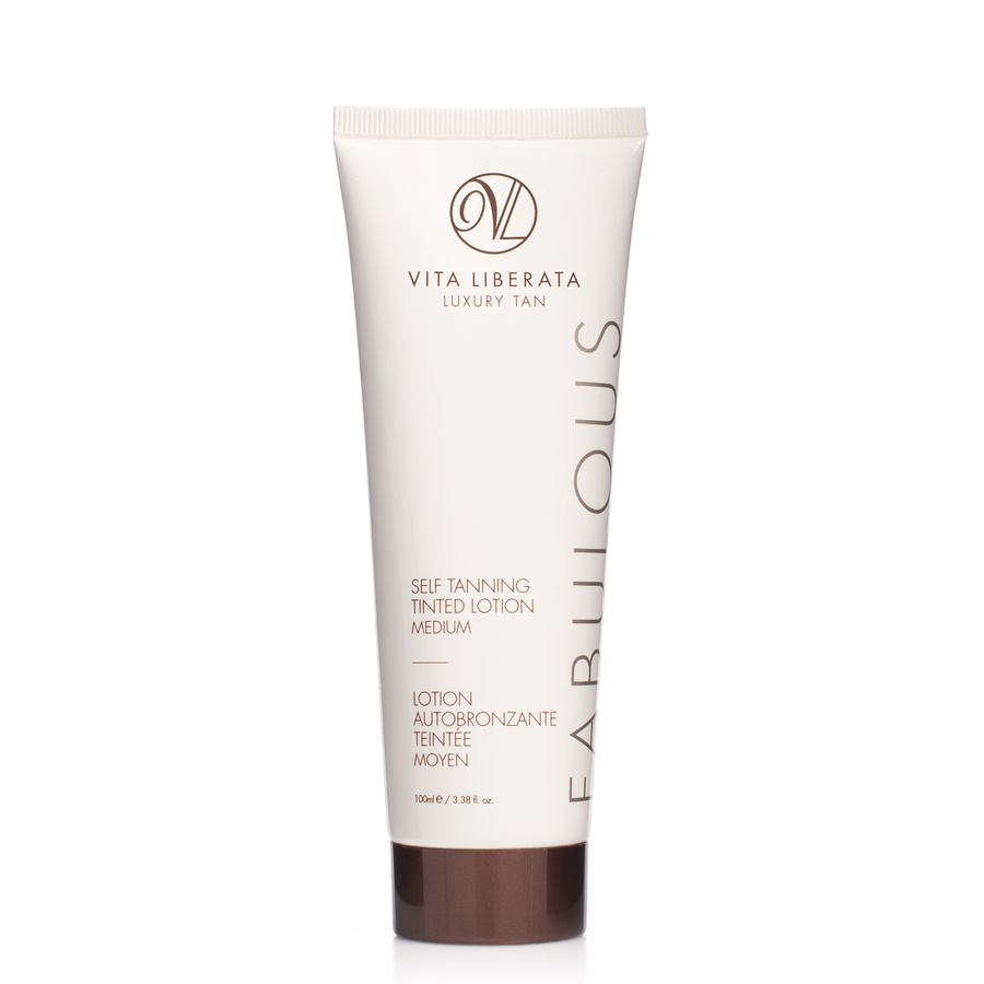 Vita Liberata Self Tanning Lotion Medium 100ml