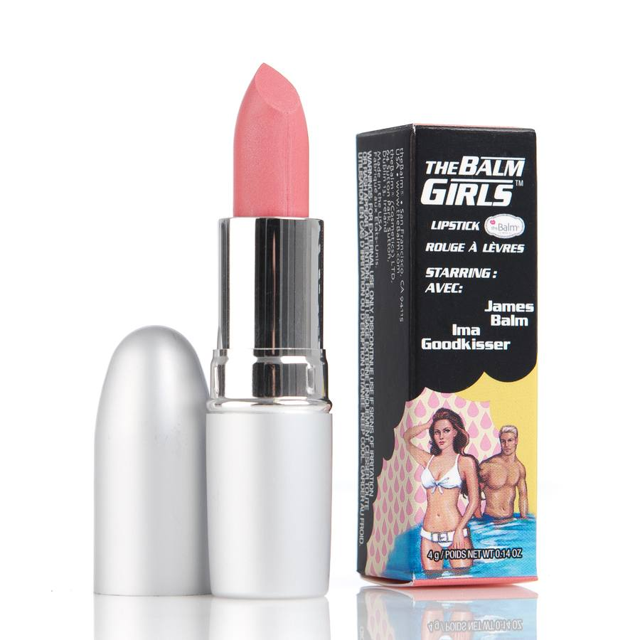 The Balm Girls Lipsticks Ima Goodkisser Korall 4g