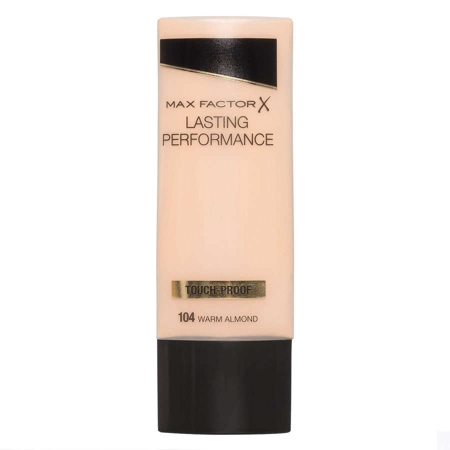Max Factor Lasting Performance Foundation #104 Warm Almond 35ml