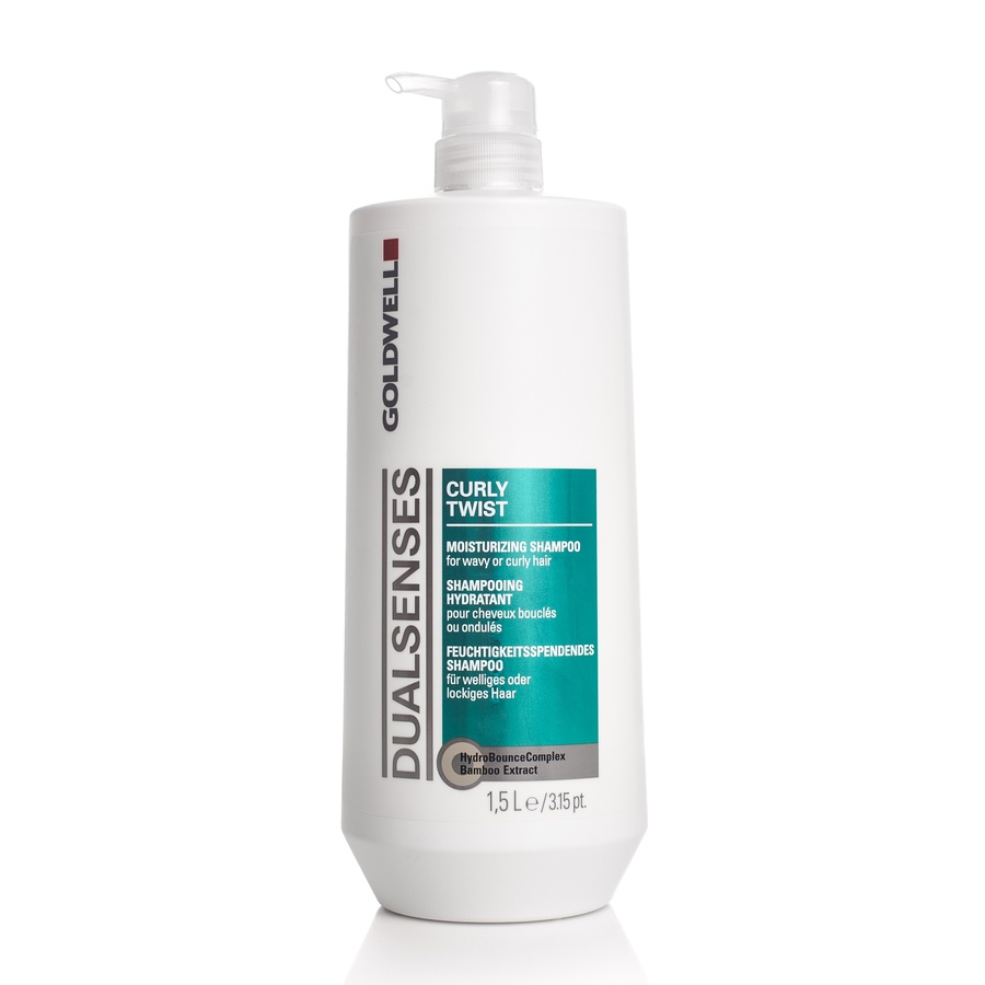Goldwell Dualsenses Curly Twist Moisturizing Shampoo 1500ml