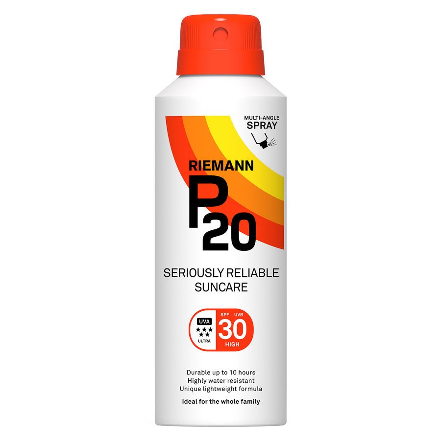 Riemann P20 Continous Spray SPF 30 150ml (Aerosol Spray)