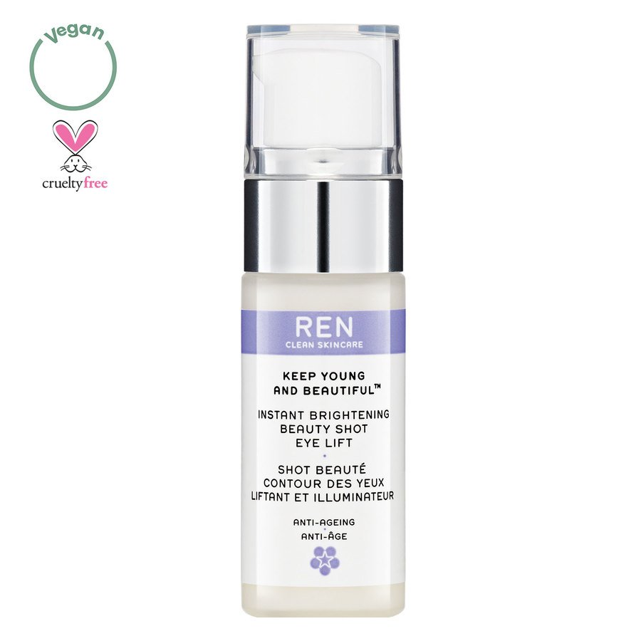 REN Clean Skincare Keep Young and Beautiful Instant Brightening Beauty Shot Eye 30ml