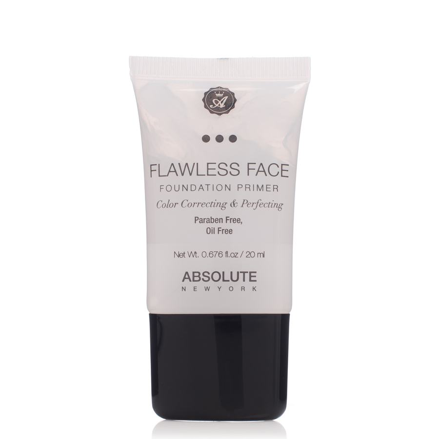 Absolute New York Flawless Face Foundation Primer Clear NF080