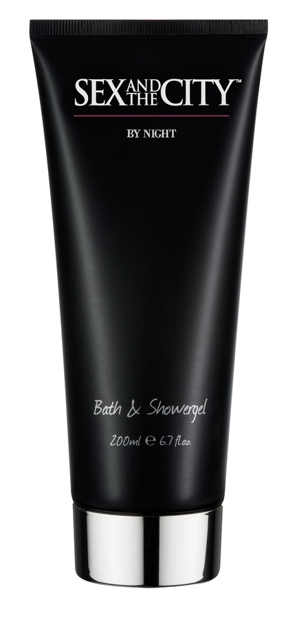 Sex And The City By Night Showergel 200ml