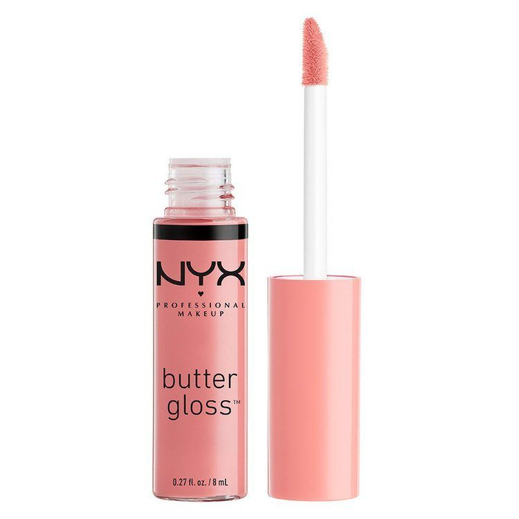 NYX Professional Makeup Butter Gloss Crème Brulee 8ml BLG05