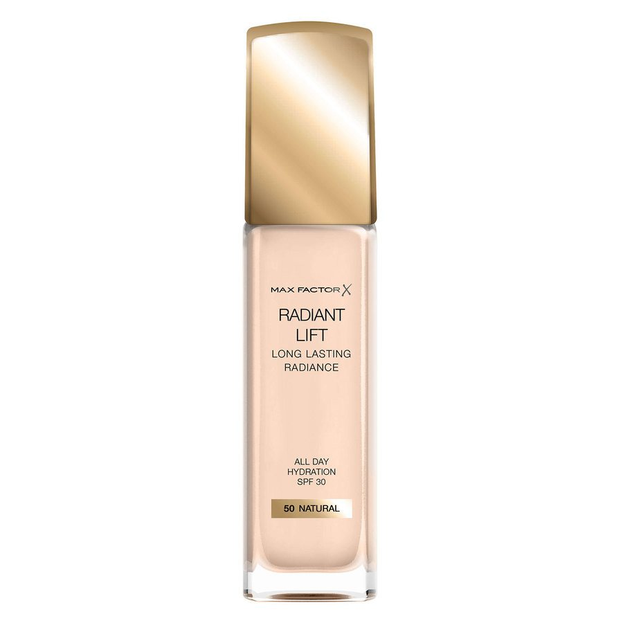 Max Factor Radiant Lift Foundation #50 Natural 30ml
