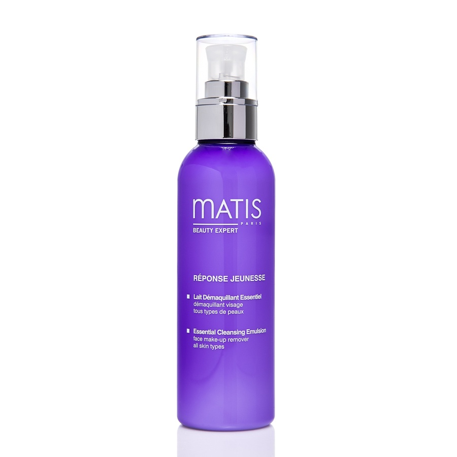 Matis Réponse Jeunesse Essential Cleansing Emulsion Make-Up Remover 200ml