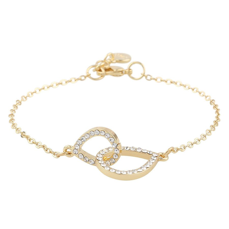 Snö Of Sweden Ciel Chain Brace Gold/Clear