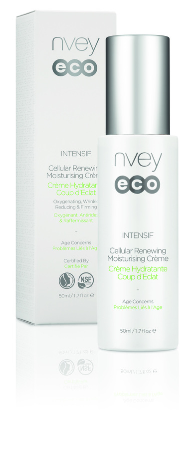 Nvey ECO Intensif Cellular Renewing Moisturising Cream 50ml