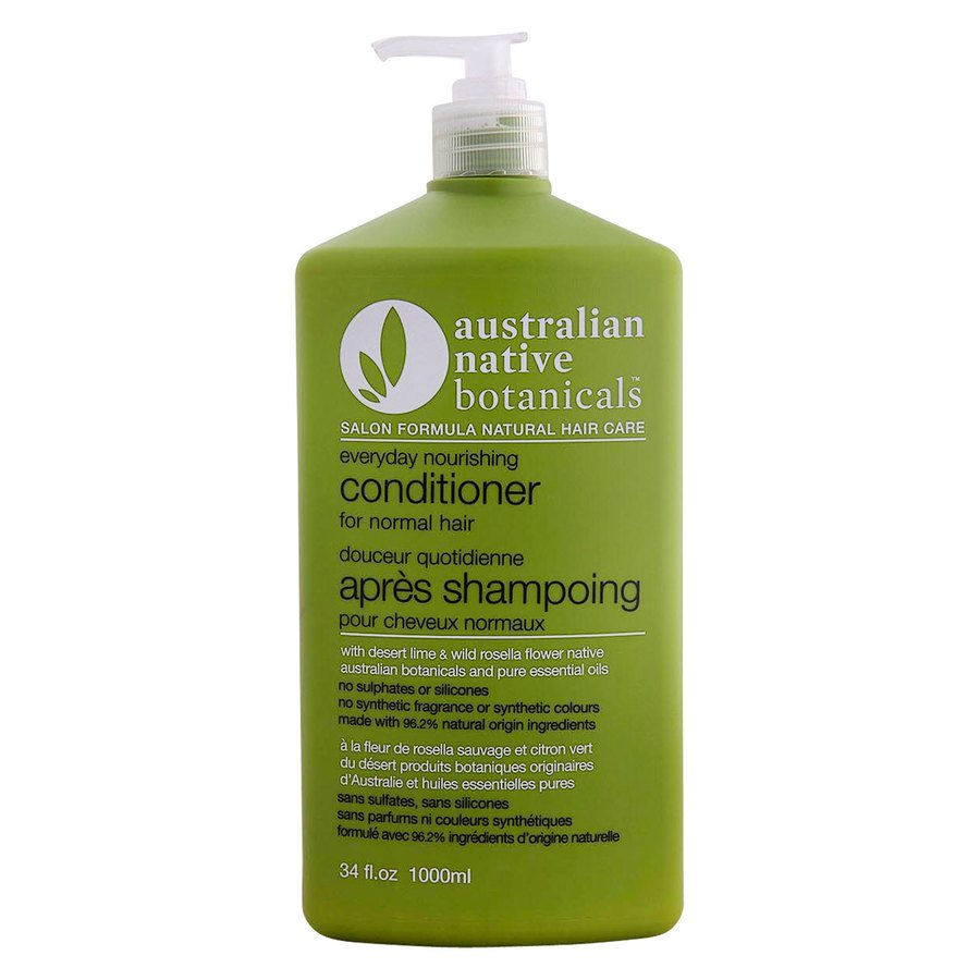 Australian Native Botanicals Everyday Nourishing Conditioner For Normal Hair 1000ml