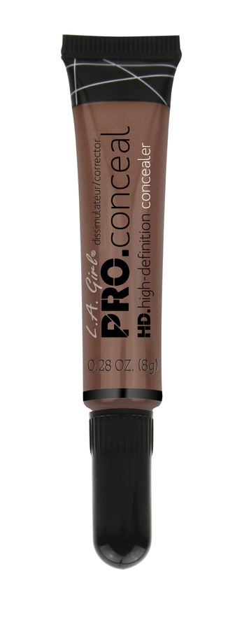 L.A. Girl Cosmetics Pro Conceal HD Concealer Mahogany GC989 8g
