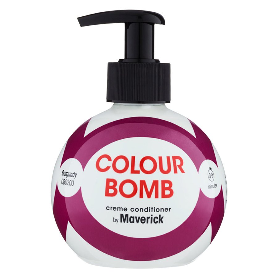 Colour Bomb Fargebalsam Burgundy 250ml