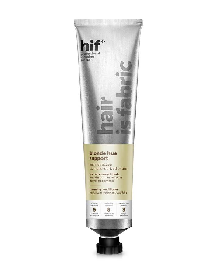 Hair Is Fabric Cleansing Balsam Blonde Hue Support