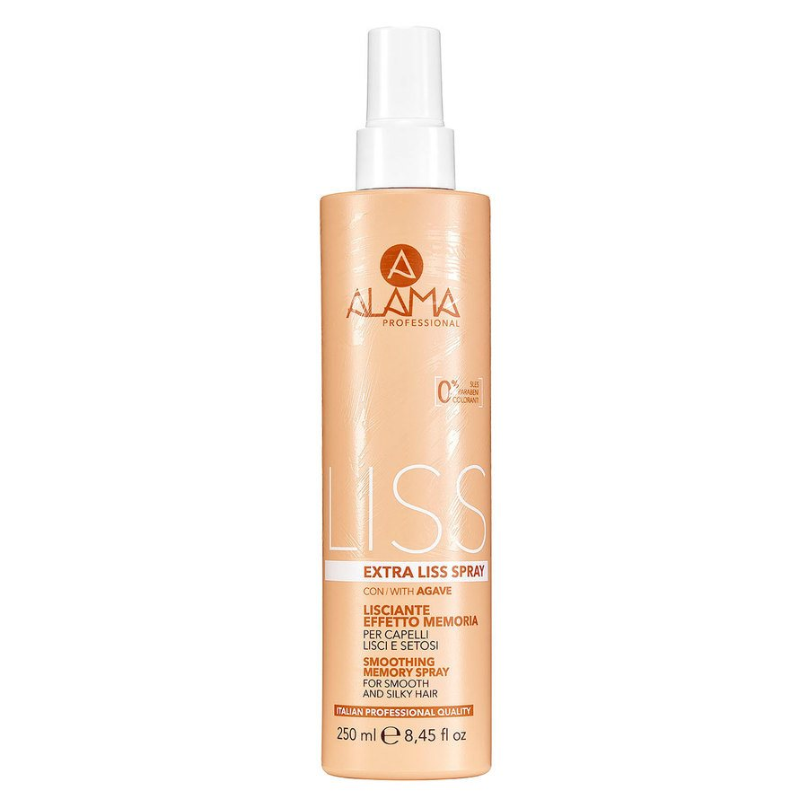 Alama Professional Smoothing Memory Spray For Smooth And Silky Hair 250ml