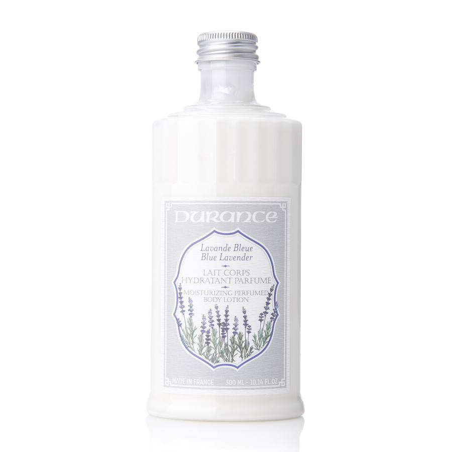 Durance Moisturizing Perfumed Body Lotion Blue Lavender 300ml