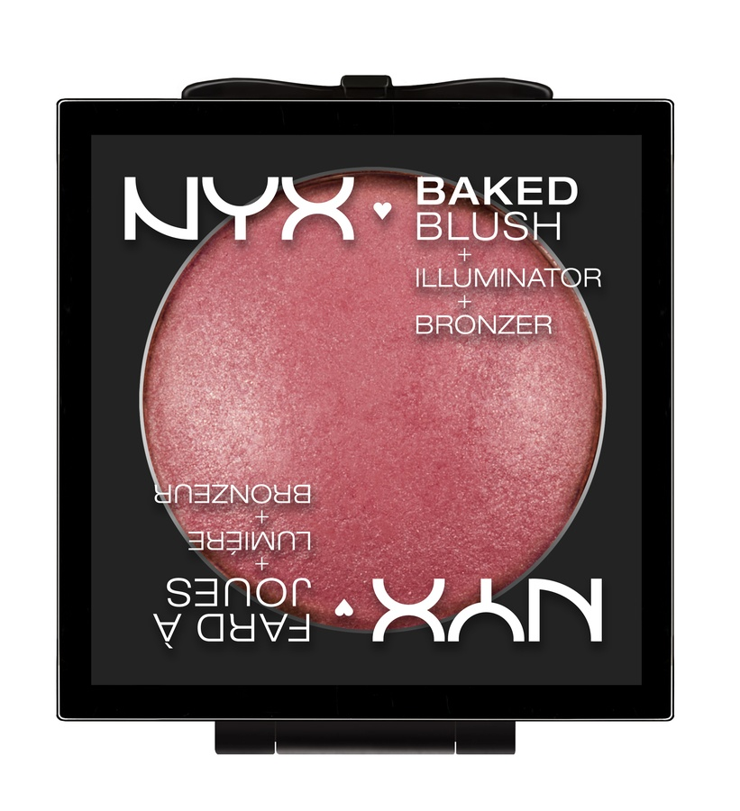 NYX Baked Blush Statement Red BBL02