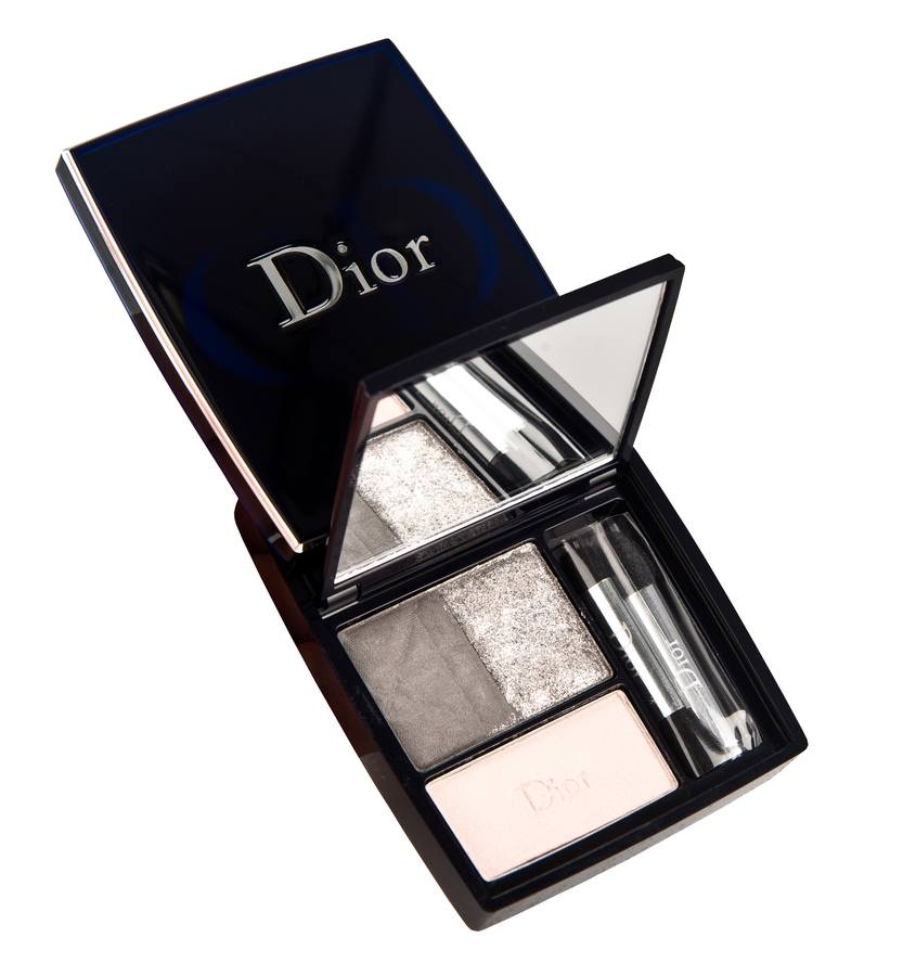 Dior 3 Couleurs Smoky Eyeshadow	#051 Smoky Pink