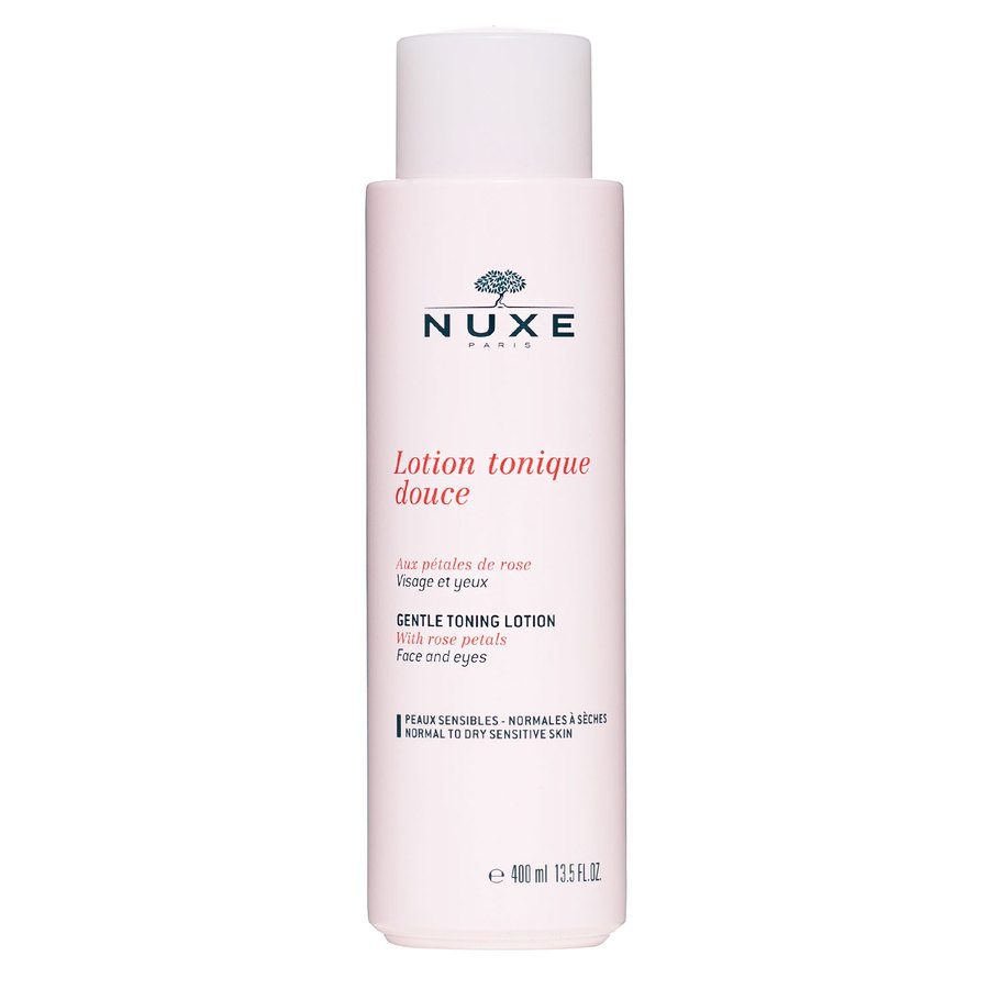 NUXE Gentle Toning Lotion For Normal To Dry Sensitive Skin 400ml