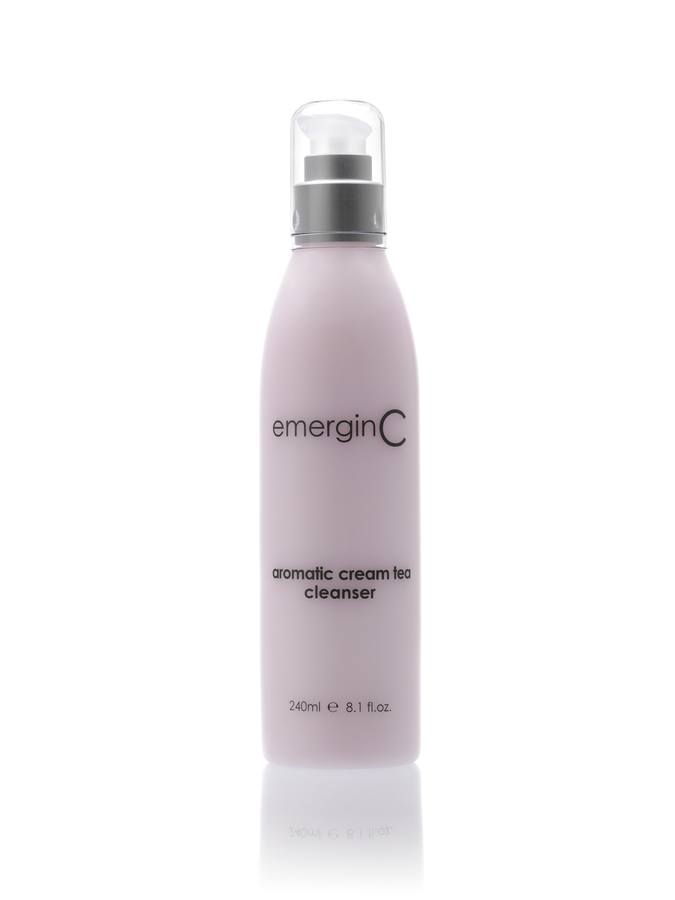 emerginC Aromatic Cream Cleanser 240ml