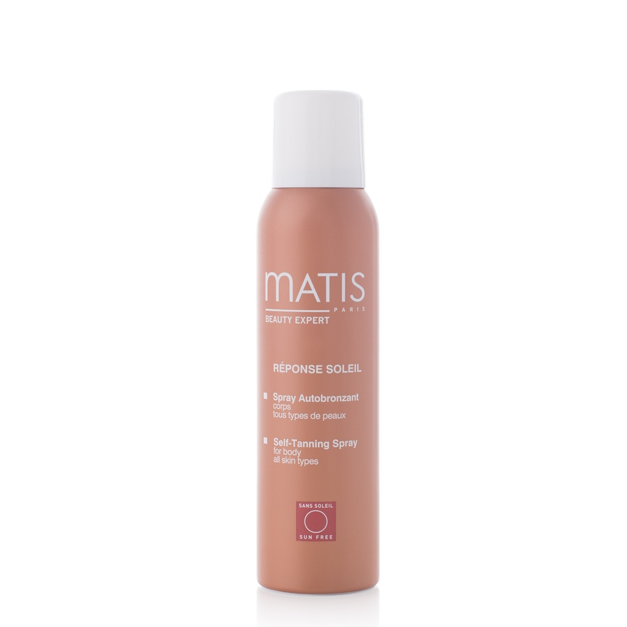 Matis Reponse Soleil Self-Tanning Spray For Body 125ml