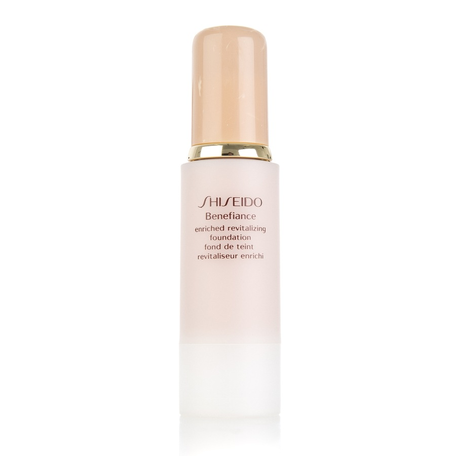 Shiseido Benefiance Enriched Foundation Natural Fair Beige B4 30ml