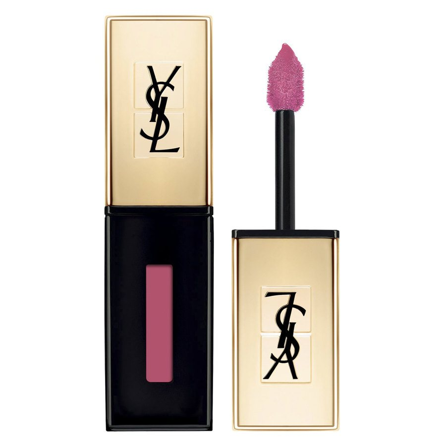 Yves Saint Laurent Vernis à Lèvres Glossy Stain Lipstick #15 Rose Glacis