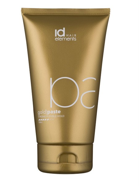 Id Hair Gold Paste - Strong Flexible Hold 150ml